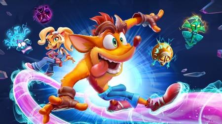 Crash Bandicoot 4: It's About Time vuelve a la carga con un nuevo vídeo con gameplay, nuevos personajes y poderes