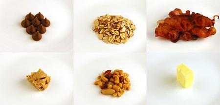 Cuánto son 200 calorías - más calóricos
