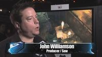 'Saw': John Williamson nos comenta en detalle el videojuego