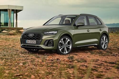 Audi Q5 2021: precios, versiones y equipamiento en México