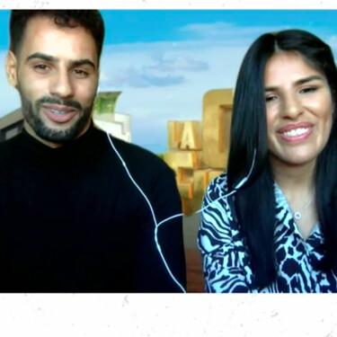 Isa Pantoja y Asraf Beno revelan cómo organizarán las exclusivas de su boda y se pronuncian sobre los conflictos familiares antes de entrar en 'La Casa Fuerte 2'