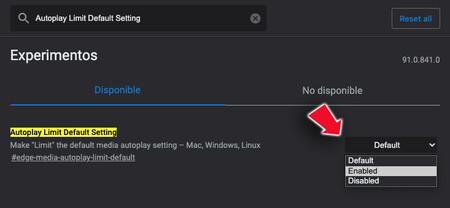 Autoplay Limit Default Setting 3