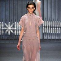 Vera Wang en la Semana de la Moda de Nueva York Otoño-Invierno 2011/2012