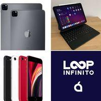 Tamaños y colores, el peso del iPad Pro, buscando nuevo MacBook Pro... La semana del podcast Loop Infinito