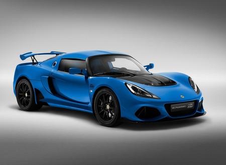 Lotus nos regresa al pasado con la edición 20th Anniversary del Exige Sport 410