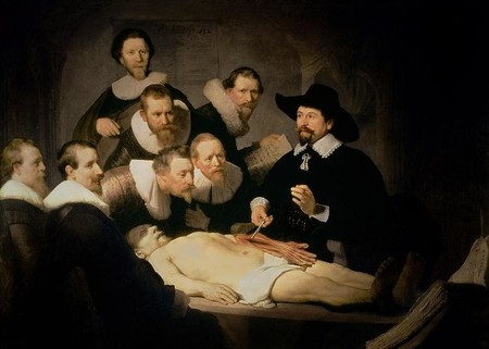 The Anatomy Lesson Of Doctor Nicolaes Tulp Rembrandt Harmenszoon Van Rijn
