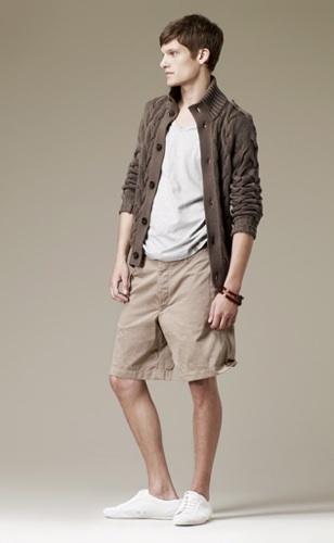 Burberry, colección Primavera-Verano 2009, pantalones