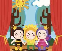 ¡Arriba el telón! Artes escénicas para bebés en Zamora