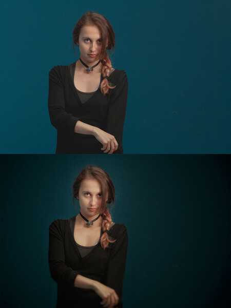 Editar retratos con snapseed google