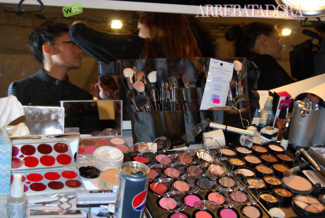Foto de Maquillaje de Pasarela: Toni Francesc en la Semana de la Moda de Nueva York 2 (16/24)