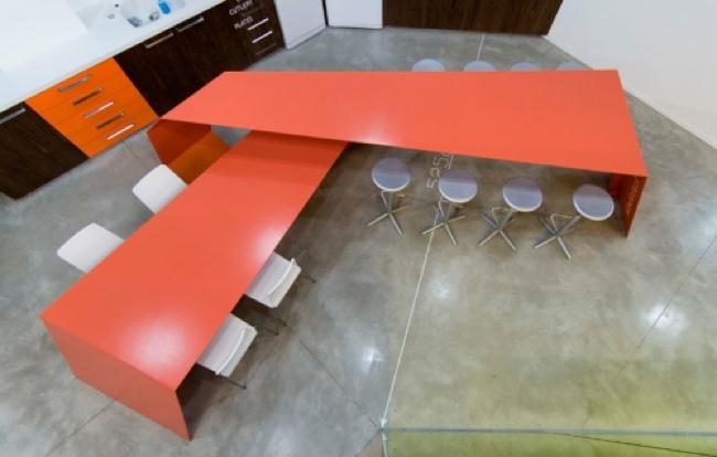Foto de Espacios para trabajar: las oficinas de Autodesk en Tel Aviv (2/6)