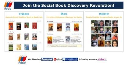 iRead, red social de recomendaciones de libros para redes con soporte OpenSocial