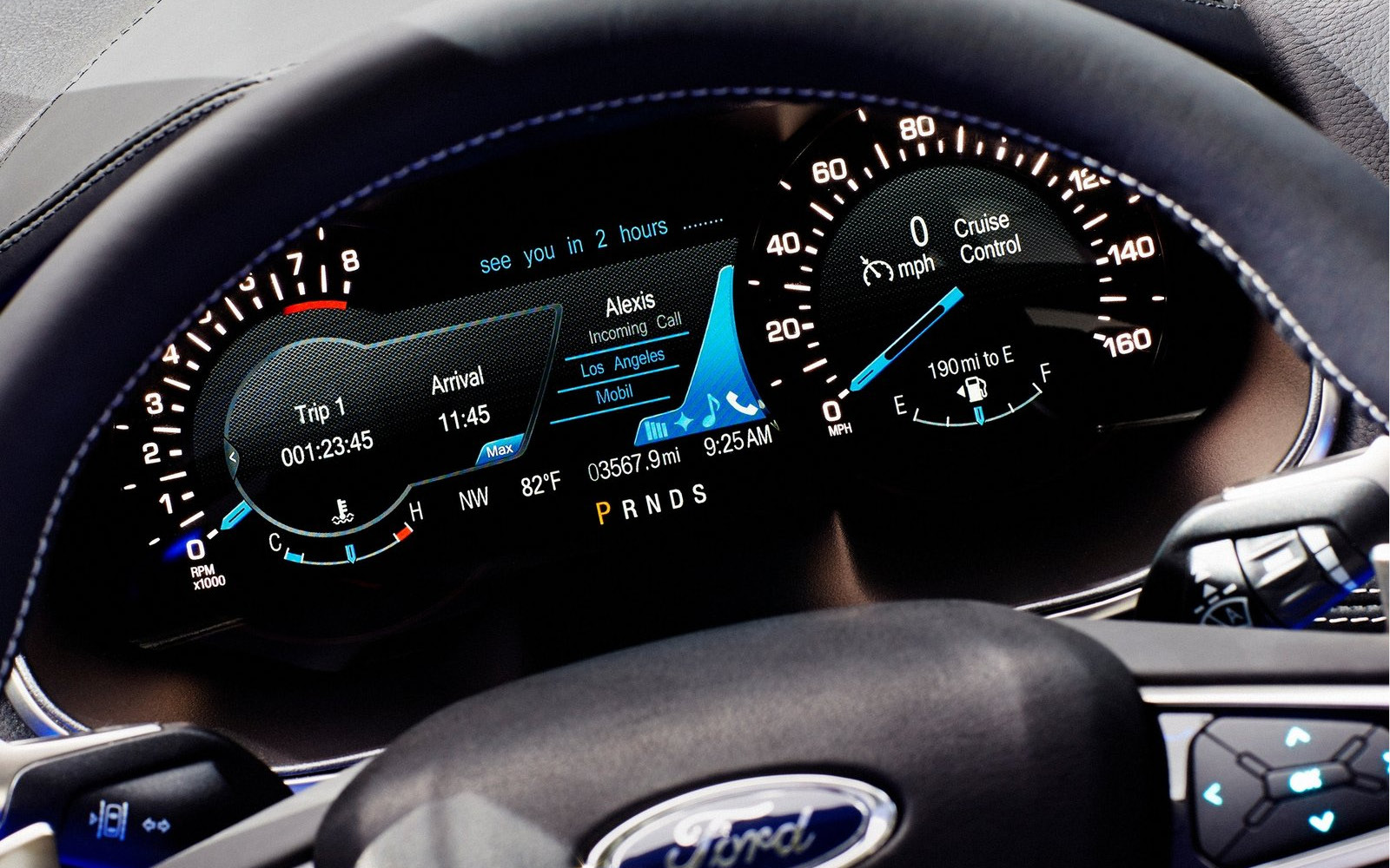 Foto de Ford Edge Concept (11/14)