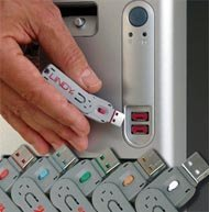 Protege los puertos USB de tu ordenador