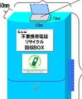 Reciclar móviles en Japón