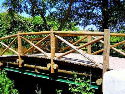 Este puente une España y Portugal y solo tiene... 3 metros