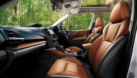 Subaru Forester 2022 4