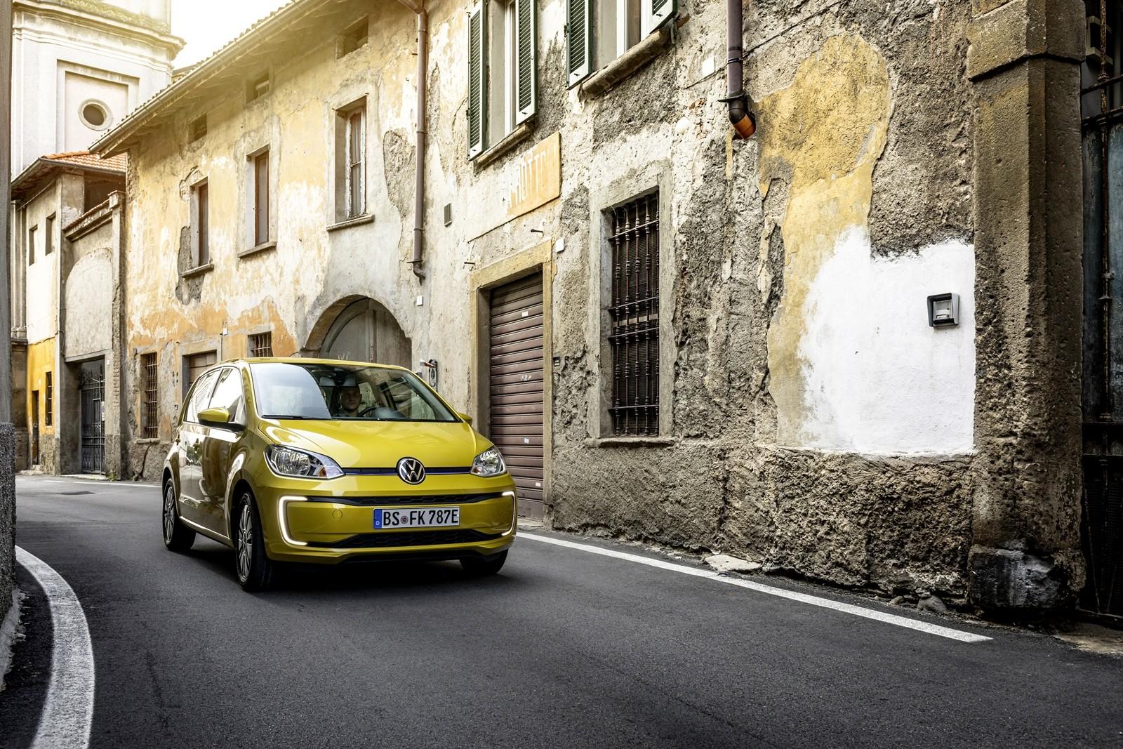 Foto de Volkswagen e-up! 2019 prueba contacto (18/33)