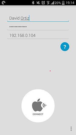 Mac.remote cpnfiguración