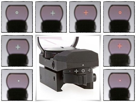 Una mirilla en tu cámara réflex