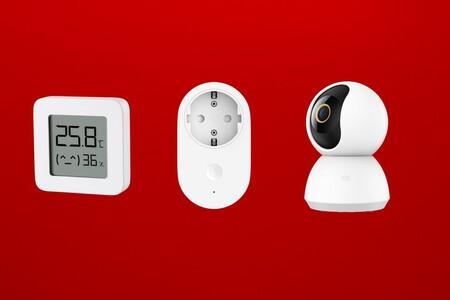 Aprovecha el 3x2 en domótica de Xiaomi en MediaMarkt y llévate tres bombillas conectadas por 20 euros y más ofertas