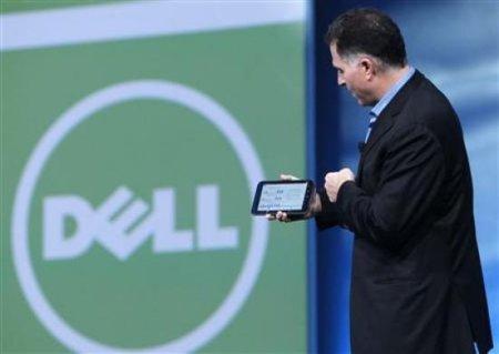 Dell muestra su tablet de 7 pulgadas