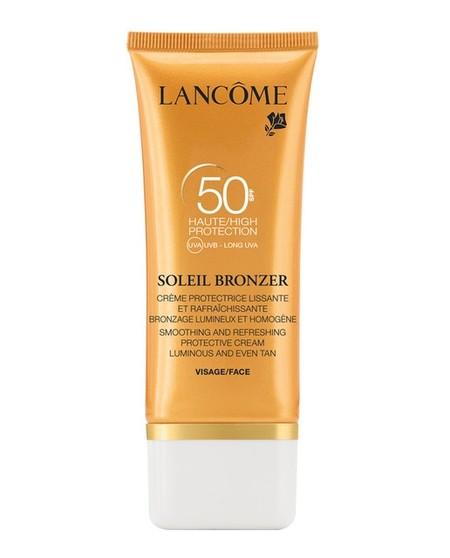 Crema protectora Soleil Bronzer Face SPF 50 Lancôme