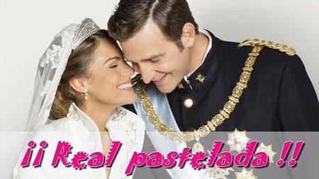 Felipe y Letizia, nuevo festival del humor