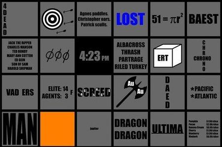 Imagen de la semana: jeroglíficos sobre videojuegos (actualizado con uno más)