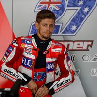 Casey Stoner vuelve a la carga: Ducati saca su artillería pesada en Cheste para el final de temporada
