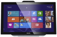 Philips SmoothTouch: 10 puntos en 23 pulgadas para acompañar tu Windows 8