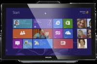 Philips SmoothTouch: 10 puntos en 23 pulgadas para acompañar tu Windows 8