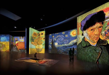 Exposicion Van Gogh Alive Mexico Cdmx Febrero 2020 2