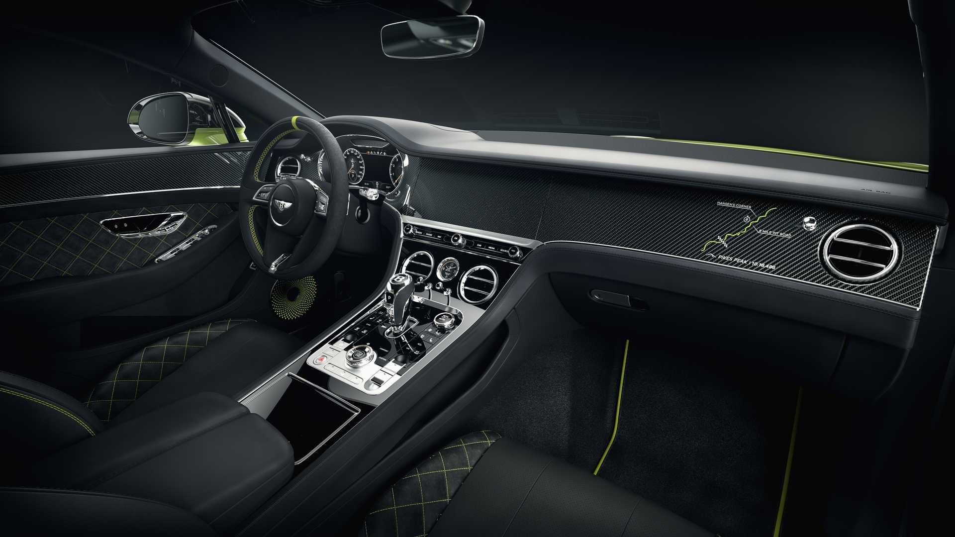 Foto de Bentley Continental GT Pikes Peak Special Edition (10/12)