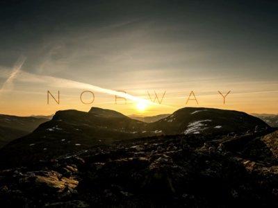 Los rincones ocultos de Noruega por primera vez en un espectacular vídeo timelapse 8K