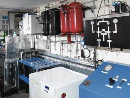 Laboratorio de pruebas AFS