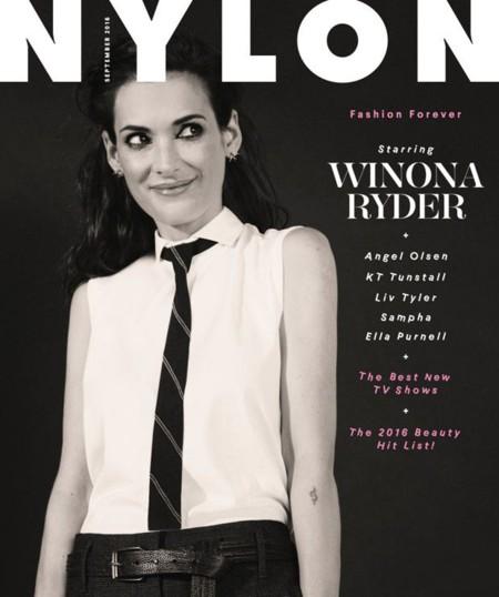 Nylon Magazine: Winona Ryder
