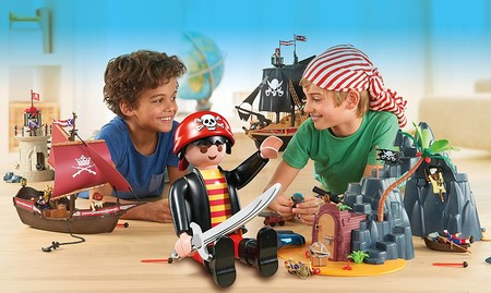 Playmobil Pirata XXL, de 65 cm de altura, a su precio más bajo en Amazon: 43,99 euros