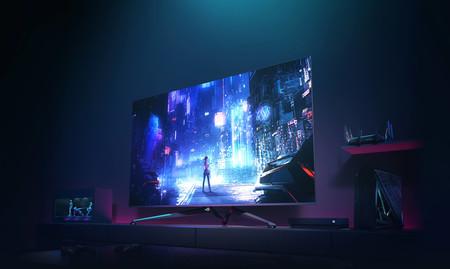 Grande y exclusivo: así es el Asus ROG Swift PG65UQ que llega al mercado para aupar el formato de paneles Big Format Display