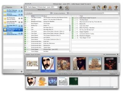 CoverScout, más opciones para las portadas de tus discos