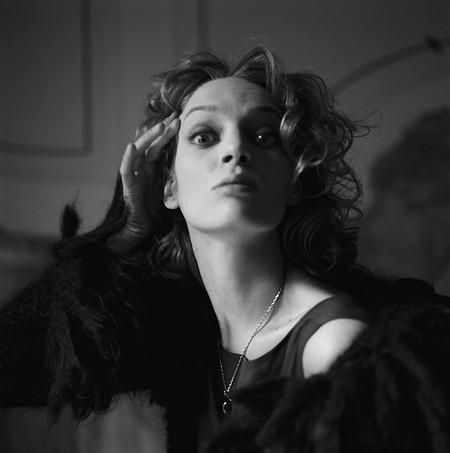Uma Thurman Vogue Italia