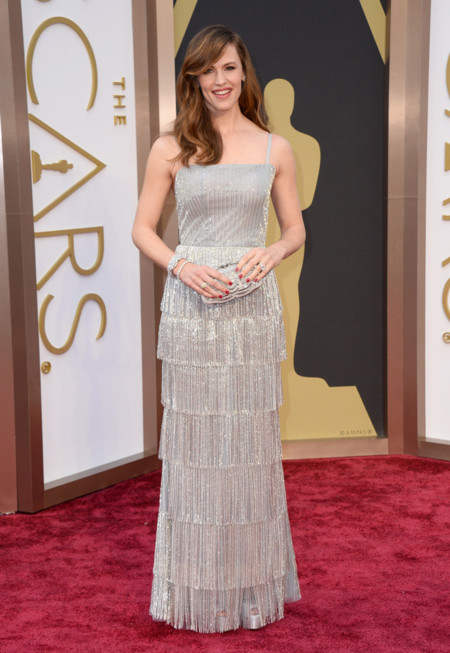 Jennifer Garner looks Oscar 2014