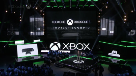 Xbox One Scorpio: 4K y el procesador más potente en una consola