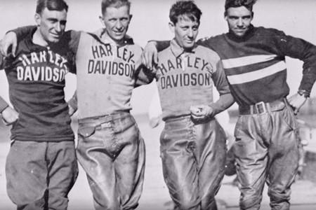 Pilotos Harley Davidson 191