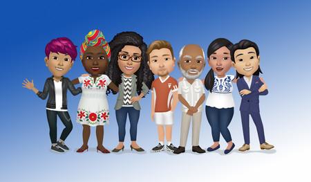 Los Facebook Avatars ya están disponibles en México: así puedes crear tu personaje digital para expresar emociones en la red social