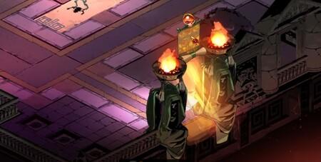 Información sobre el pacto de castigo y calor en Hades