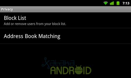 Kik Messenger para Android