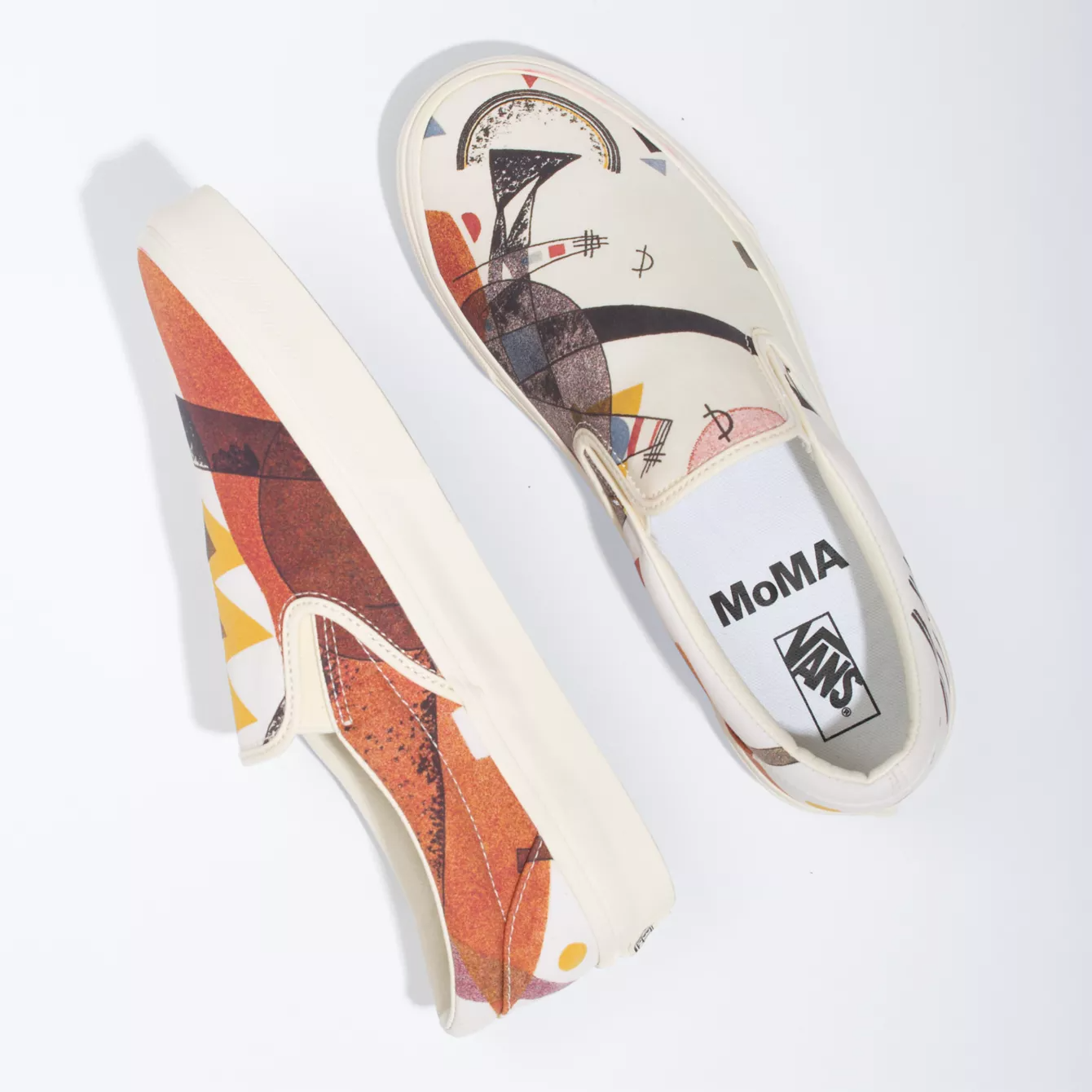 Zapatillas Vans MoMA Vasily Kandinsky Classic Slip-On