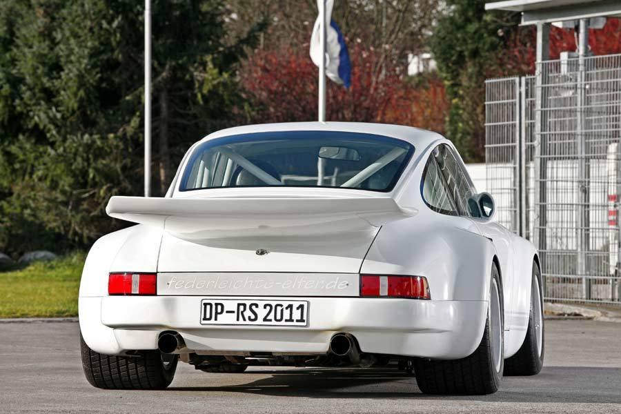 Foto de DP Motorsports Lightweight Porsche 911 (4/10)