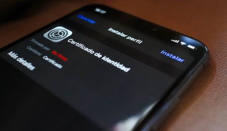 Cómo instalar un certificado digital en Android y iPhone